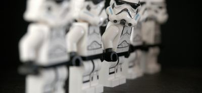 Star Wars LEGO stormtroopers