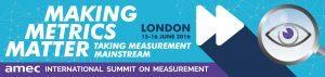 AMEC Summit 2016 London