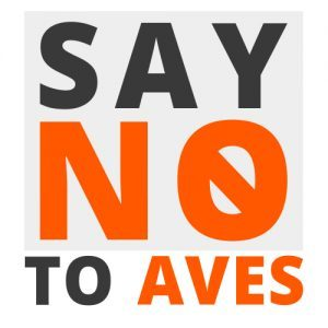 say no to aves